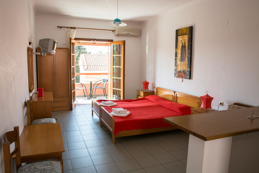 sivota rooms to let